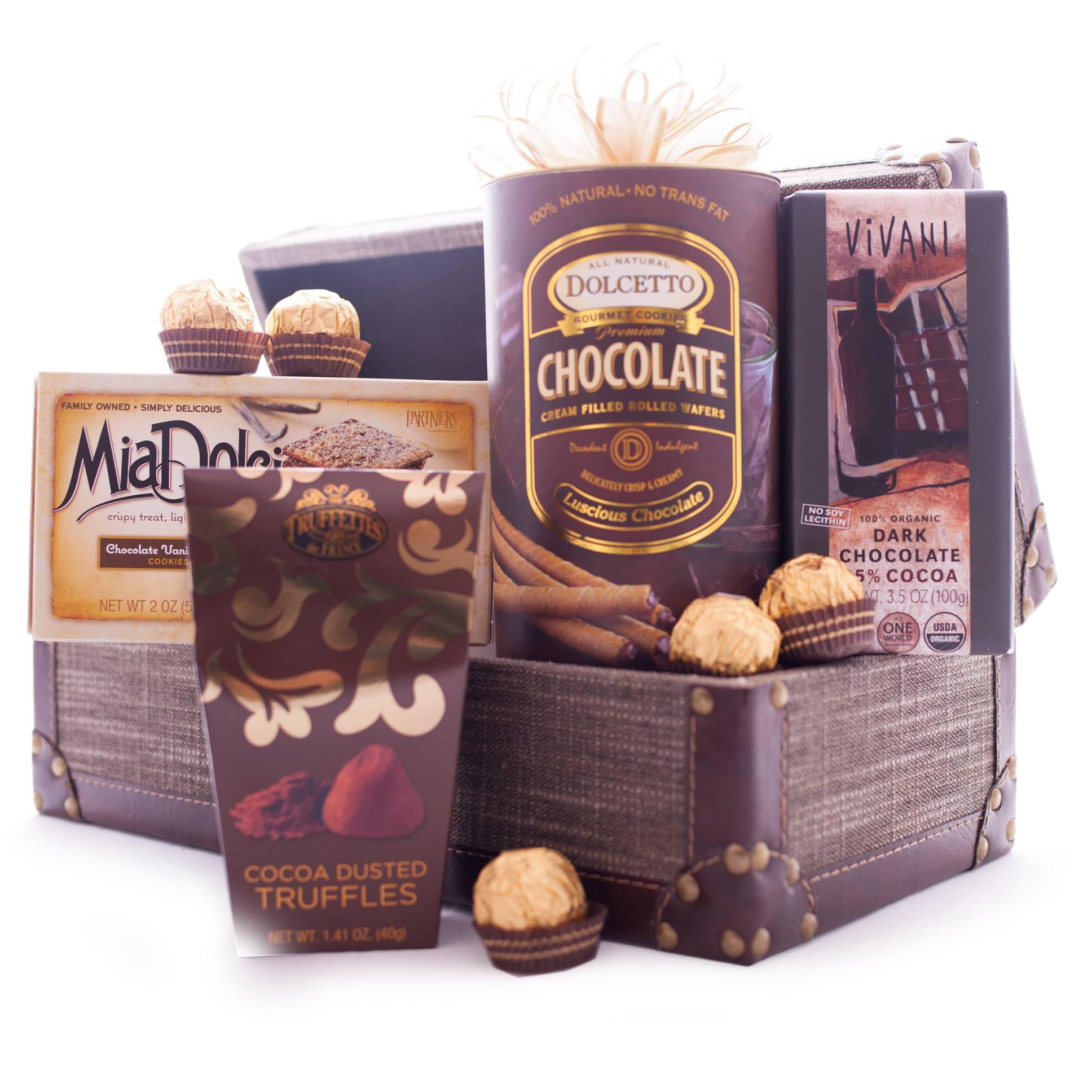 Chocolates y regalos para enviar a Australia