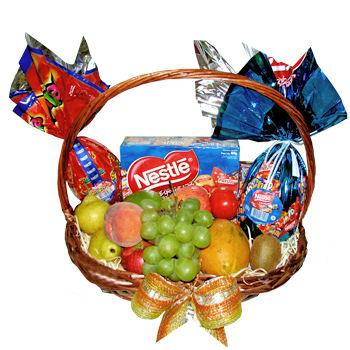 cesta de regalo para Pascua para Reino Unido