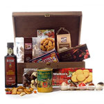 Sweet and Savory Snack Box