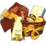 Savory Snacks Holiday Gift Basket