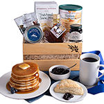 Rustic Bed and Breakfast Gift Basket