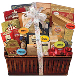 Corporate Gift Baskets to Irlanda
